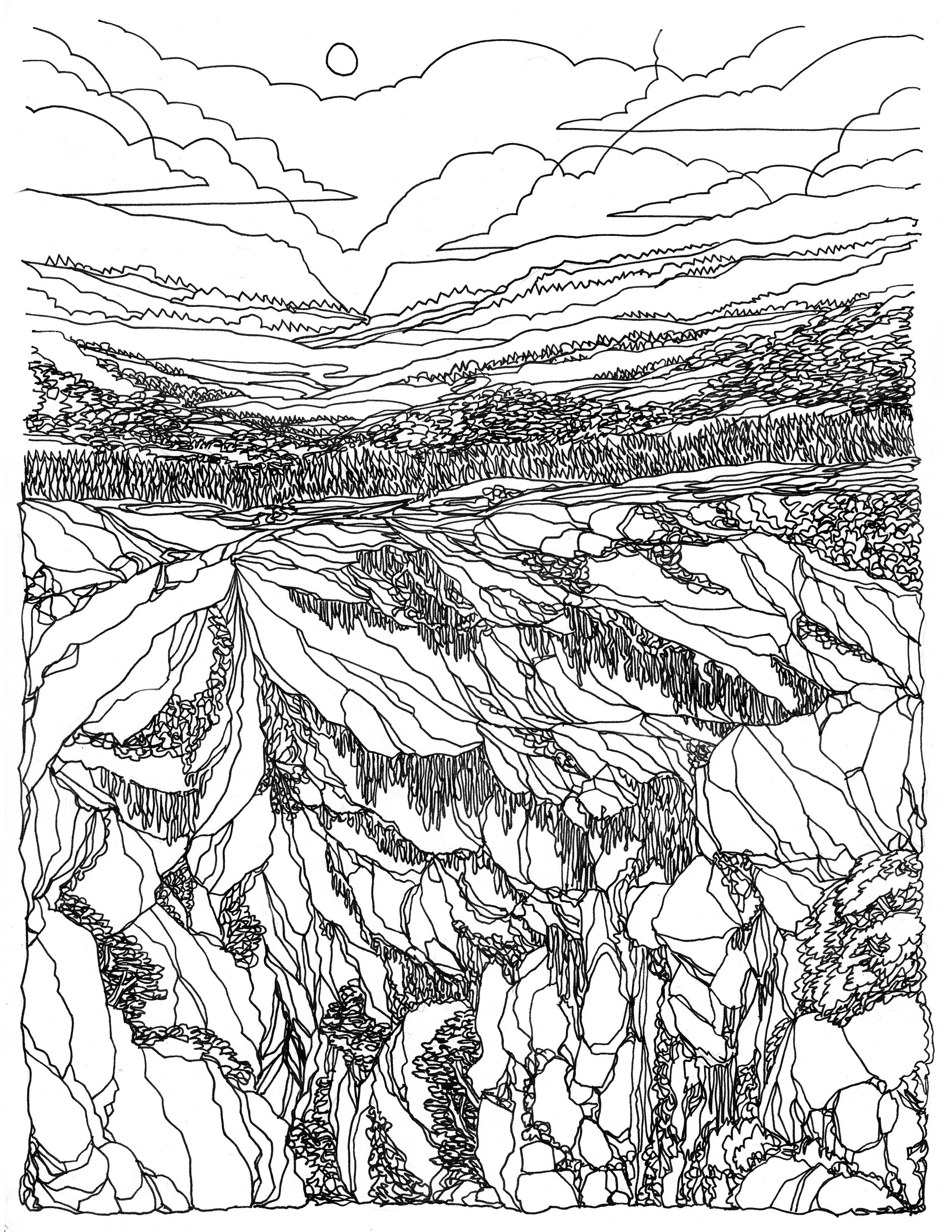 Paper Spaces No. 1 Image